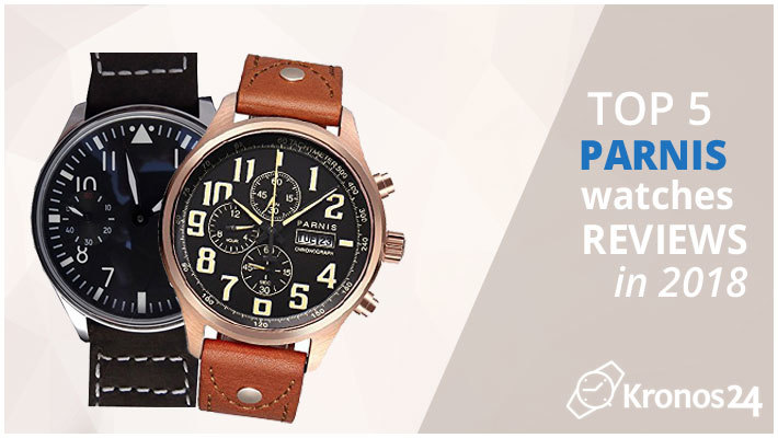 5dd43d80efb Top 5 Parnis Watches Reviews in 2018