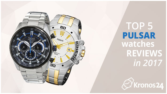 pulsar watches for men